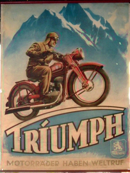 TriumphPoster1949