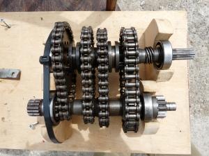Hoffmann chain gearbox